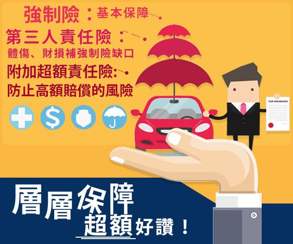 汽車超額責任險